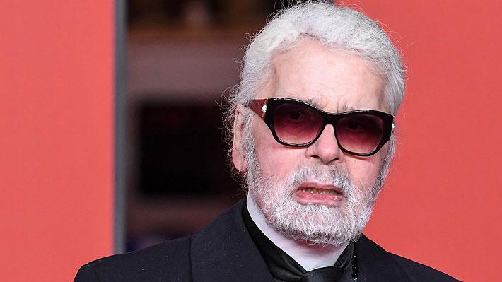 Famoso diseñador de moda Karl Lagerfeld murió a los 85 años en París