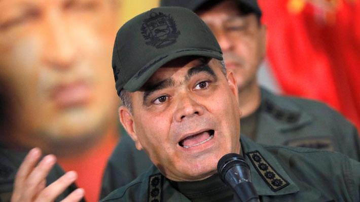 """FF.AA. venezolanas responden a Trump: Tendrán que pasar """"sobre cadáveres"""" para """"imponer un gobierno títere"""""""