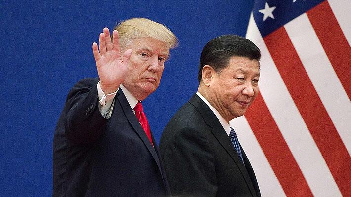 """Trump dice que negociaciones comerciales con China son """"muy complejas"""", pero que van """"muy bien"""""""