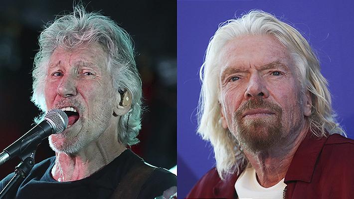 """Roger Waters critica a Richard Branson por concierto en ayuda a Venezuela: """"Está trabajando para el plan de EE.UU."""""""