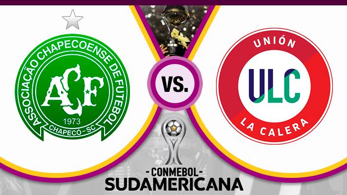 Repase la histórica clasificación de Unión La Calera en la Copa Sudamericana