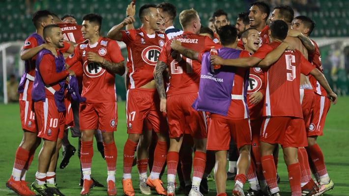 Mira el gol y la alocada celebración de La Calera tras avanzar de forma histórica en la Sudamericana