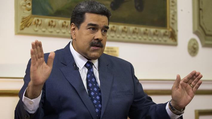 Nicolás Maduro acusa a Piñera y Duque de incentivar un asalto a la frontera de Venezuela