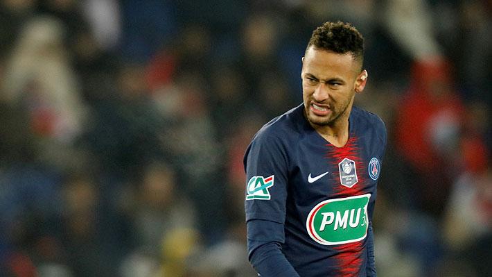 """Neymar habla de lo mal que lo pasó tras su nueva lesión e incluso confiesa que """"solo lloraba"""" tras lo ocurrido"""