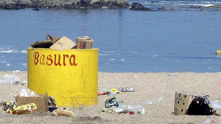 Cursan primera multa por nueva ley de acceso a playas en la provincia de Cardenal Caro