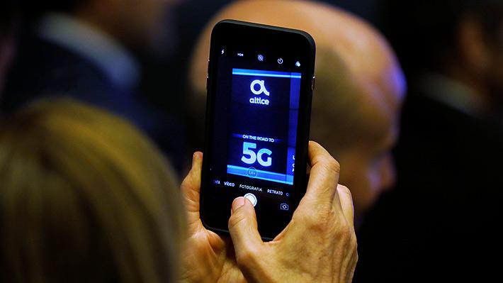 El futuro en 5G: Santiago podría ser una de las ciudades más beneficiadas con esta nueva tecnología