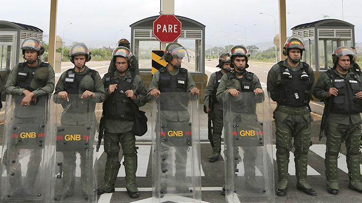 Venezuela declara alerta militar: Cierra frontera con Aruba, Bonaire y Curazao ante llegada de ayuda humanitaria