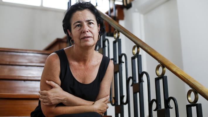 La actriz y guionista Luz Croxatto habría sufrido un accidente cerebrovascular