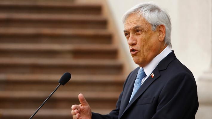 """Piñera vuelve a justificar su viaje a Colombia: """"Voy a Cúcuta, a defender la libertad en Venezuela"""""""