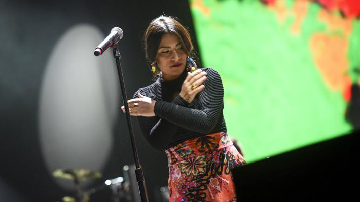 "Producción de Viña 2019 responde a Ana Tijoux por ""invitación a tocar gratis"": ""Se le ofreció participar en un homenaje"""