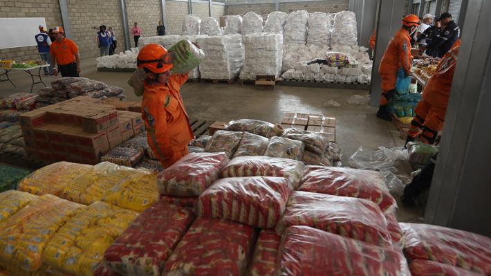 Ayuda humanitaria de Chile a Venezuela está avaluada en $102 millones