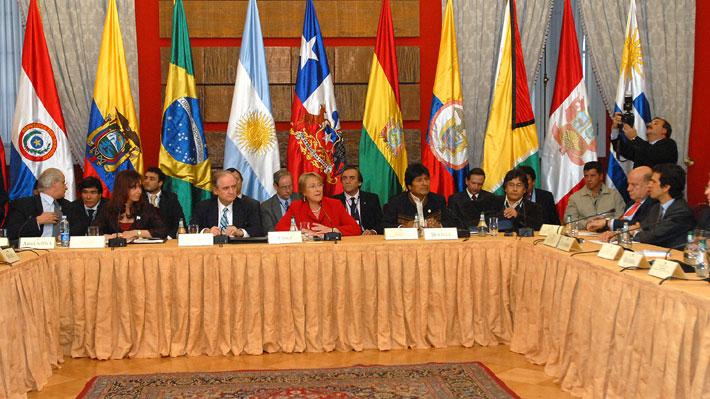 Las diferencias y semejanzas entre la Unasur de Bachelet y el Prosur de Piñera