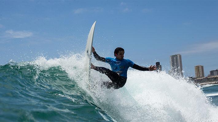 Destacadas figuras del surf chileno darán vida al Gran Cavancha Iquique Pro