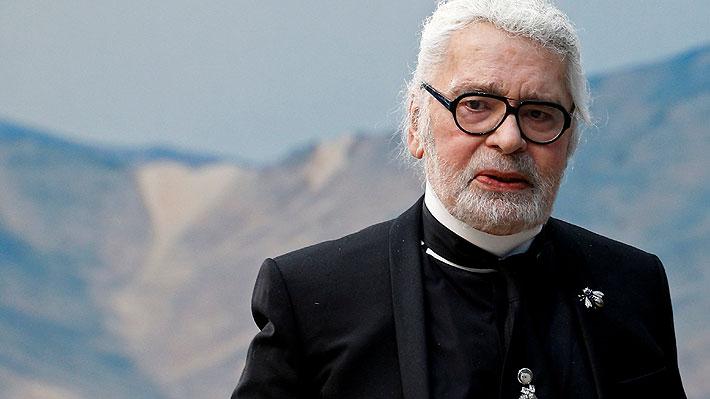 """Karl Lagerfeld no será despedido con honores: """"Sus deseos serán respetados"""""""