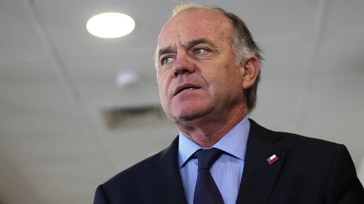 """Ministro de Agricultura y (s) de Defensa tras su visita a Cochrane: """"Nos vamos con un optimismo moderado"""""""