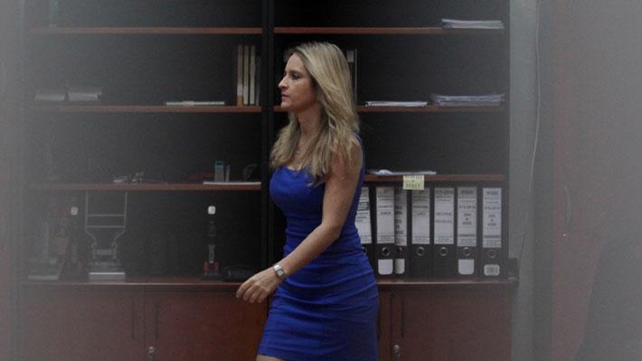 El interrogatorio de la ministra Rutherford donde Fuente-Alba admitió el uso de los gastos reservados