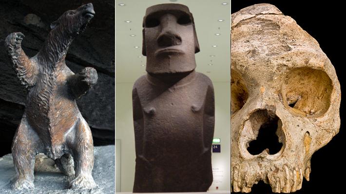 El milodón, el moai y otros: Las solicitudes de restitución del mundo que complican a los museos del Reino Unido
