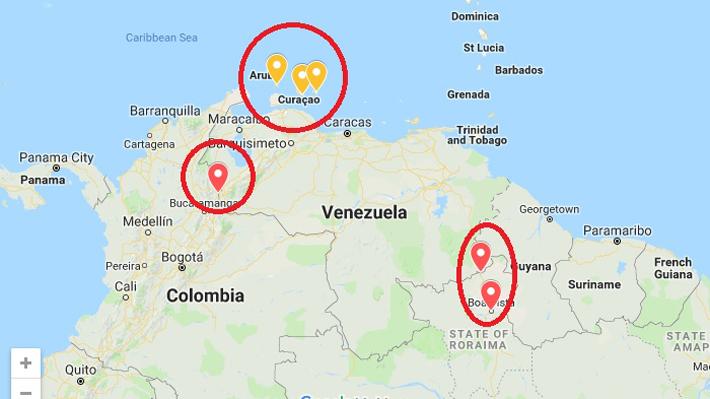 Más allá de Cúcuta: Los otros centros de acopio que albergan ayuda para Venezuela y por qué son importantes
