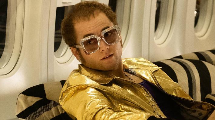 """Publican un nuevo tráiler de """"Rocketman"""", la esperada película biográfica de Elton John"""