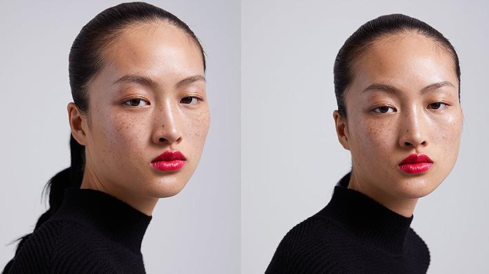 """Campaña de conocida marca española fue criticada como """"un insulto para China"""" por su modelo asiática"""