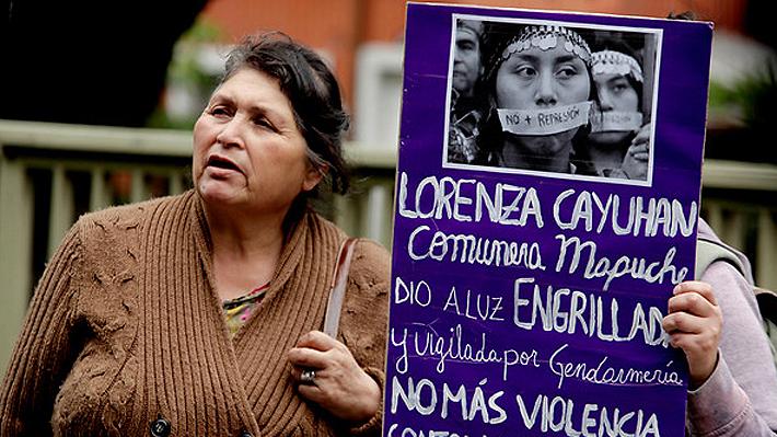 Caso Lorenza Cayuhán: Gendarmes imputados enfrentarán procedimiento simplificado