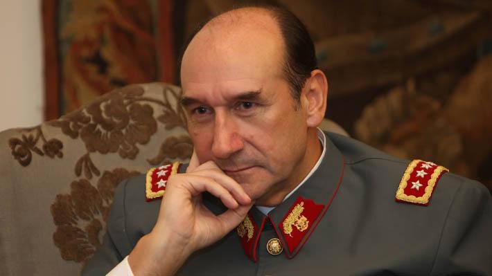 Gastos reservados: Corte Marcial rechaza libertad bajo fianza del ex comandante en Jefe Fuente-Alba