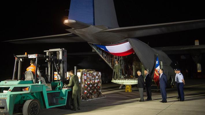 Piñera inicia viaje a Cúcuta para participar en entrega de ayuda a venezolanos sin agenda definida para el 23F