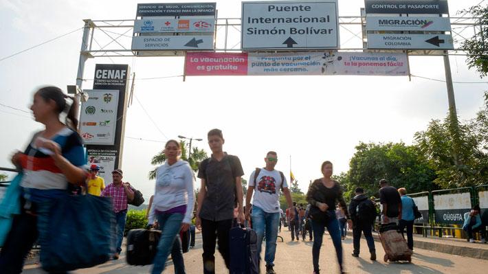 Táchira, la región venezolana que limita con Cúcuta y es el principal foco de tensión por operación humanitaria