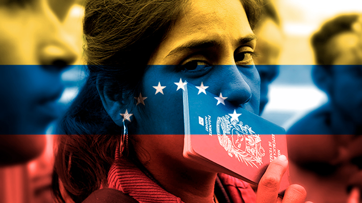 ONU actualiza cifras de migración venezolana: Éxodo llega a los 3,4 millones y Chile es el tercer destino