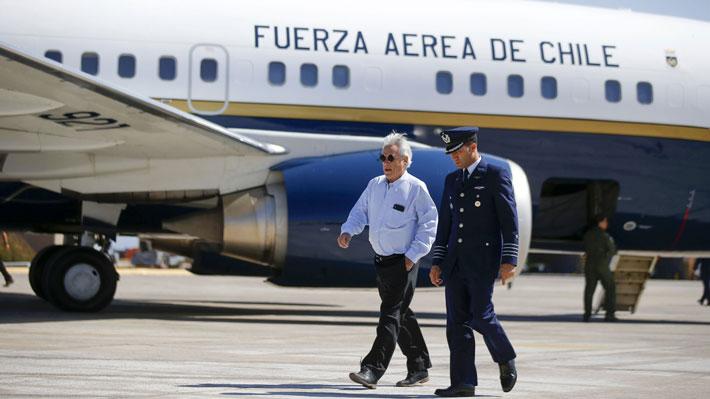 Fuerza Aérea confirma que falla técnica del avión presidencial ocurrió mientras la nave estaba volando