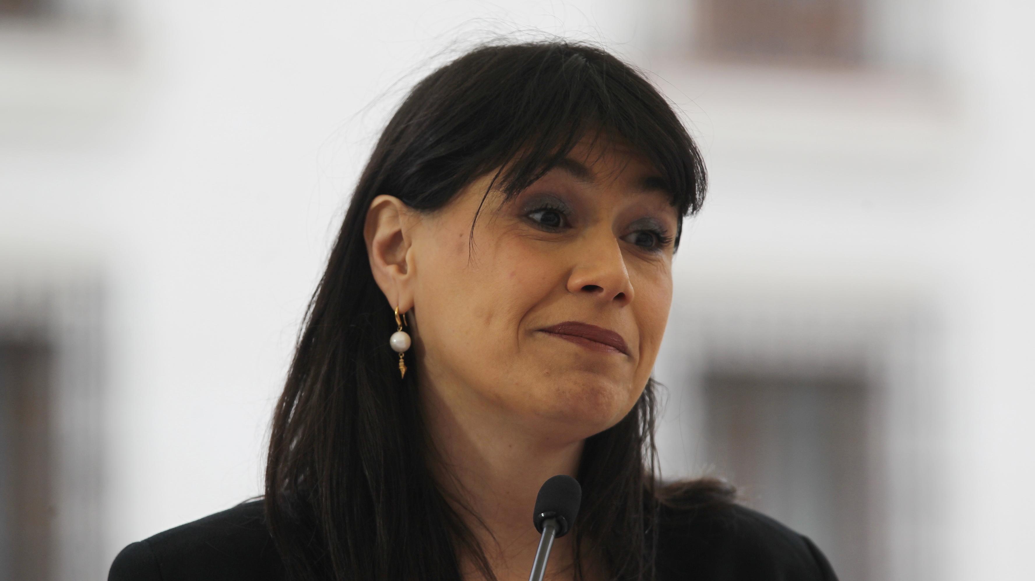 """Defensa de Javiera Blanco asegura que fiscalía sobreseerá a ex ministra por caso """"Gendarmería"""""""