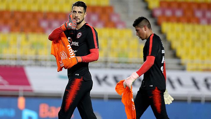 """La incógnita que se le presenta a Rueda en el arco de la """"Roja"""" a un mes de otra fecha FIFA"""