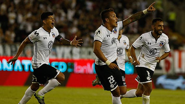 Colo Colo sufre, pero vence a la U. de Concepción a poco del final y alcanza su segunda victoria en línea