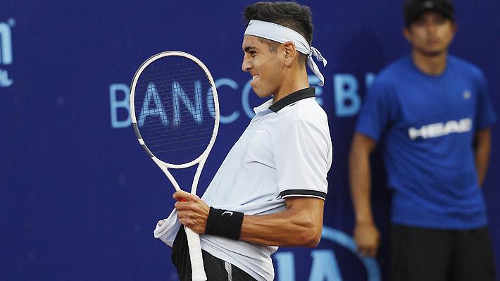Alejandro Tabilo venció a Catarina en el Futuro 2 de Kazajistán y jugará su tercera final consecutiva