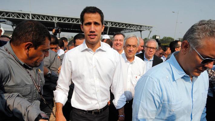 Tras deserciones, Guaidó ofrece una amnistía a cualquier militar venezolano que deserte a Colombia