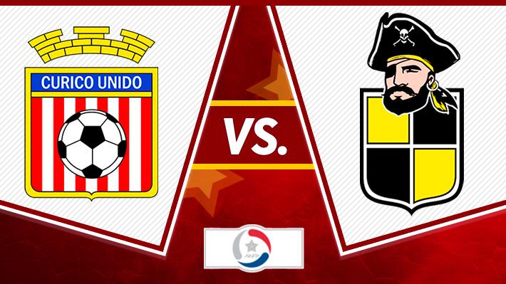 Repase el empate que firmaron Curicó y Coquimbo por la segunda fecha del torneo
