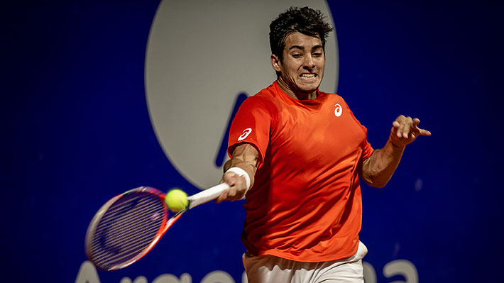 Ya lo ha derrotado en cuatro oportunidades: Garín conoció a su rival para la primera ronda del ATP 250 de Sao Paulo