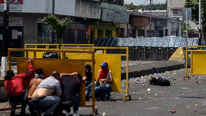 """Brasil presenta su """"condena más vehemente"""" contra la violencia perpetrada """"por el régimen ilegítimo del dictador Nicolás Maduro"""""""