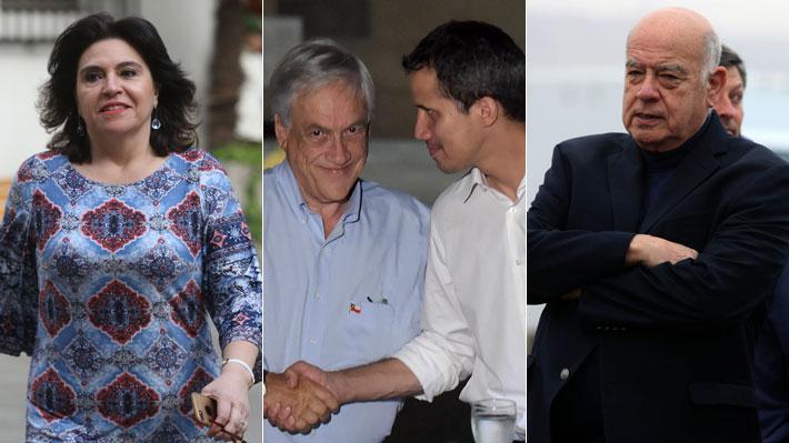 """Figuras de oposición califican de """"fracaso estruendoso"""" y de """"show mediático"""" viaje de Piñera a Cúcuta"""