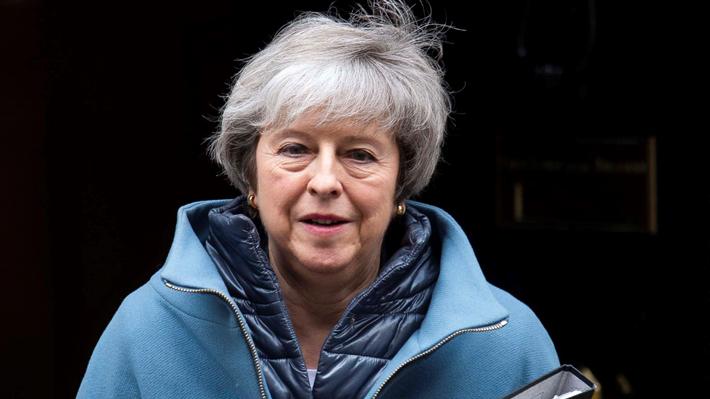 "Theresa May llama a evitar ""frustrar"" el resultado del referéndum del Brexit"