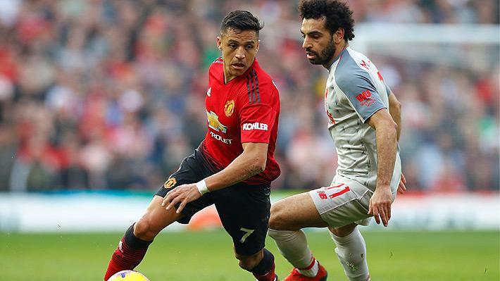 Alexis intentó, pero no pudo gravitar en el United que igualó con Liverpool en un clásico marcado por las lesiones
