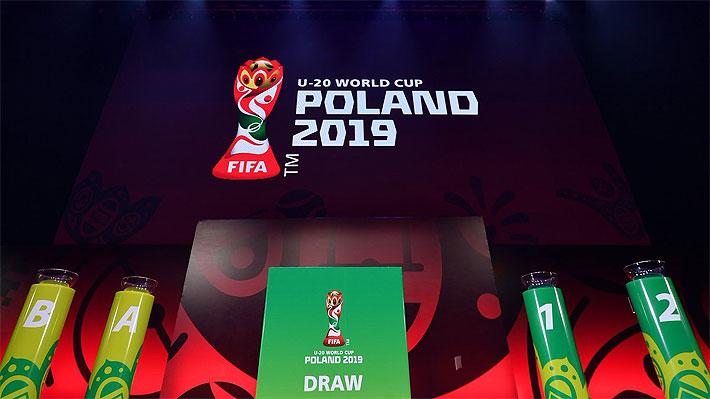 ¿Cómo quedaron los equipos sudamericanos? La FIFA dio a conocer los grupos para el Mundial Sub 20 de Polonia