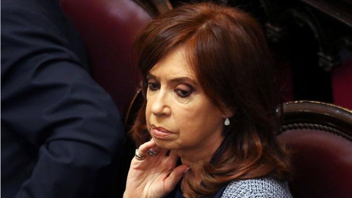 """Cristina Fernández acusa al Gobierno y a la Justicia argentina de ser """"la única y verdadera asociación ilícita"""""""