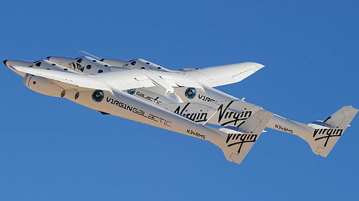 Llegó el turismo espacial: Virgin Galactic recibe permisos para sus vuelos suborbitales