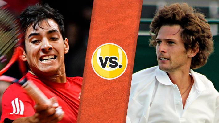 Repasa la victoria de Garin con la que avanzó en el ATP de Sao Paulo