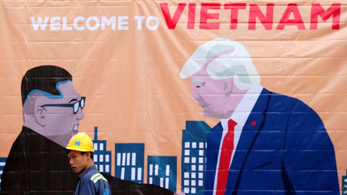 Cómo se prepara Hanoi, la capital vietnamita que reunirá a Kim Jong-Un y Donald Trump