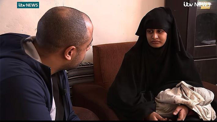 Padre de joven británica que se unió al EI aseguró que su hija no merece ser aceptada por su país