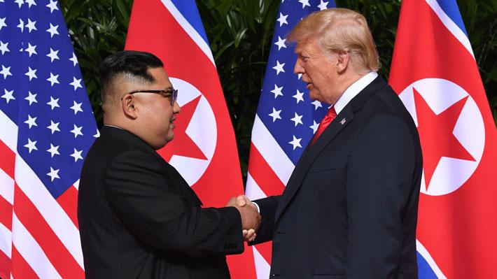 Comenzó con insultos: Cómo evolucionó la relación de Trump y Kim Jong-un que los llevará a reunirse una vez más