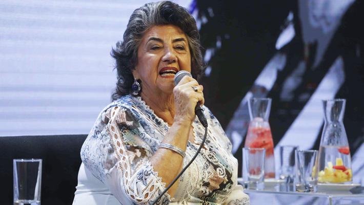 """Virginia Reginato y problemas de audio en Viña 2019: """"Recién me enteré de esto. Conversaremos con la comisión"""""""
