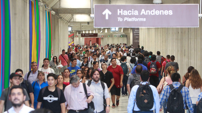 "Transportes ante problemas de acceso a estación Los Libertadores: ""Hay vacíos en este tipo de responsabilidades"""